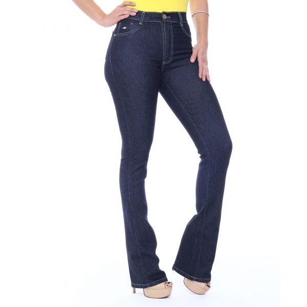 8ad826033 Calça Jeans Feminina Sawary Flare Hot Pants 245416 - YES COSMETICS ...